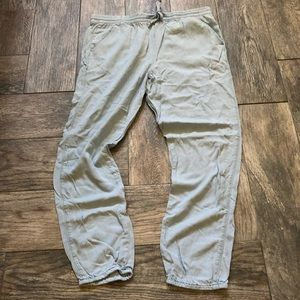 Tinseltown chambray joggers